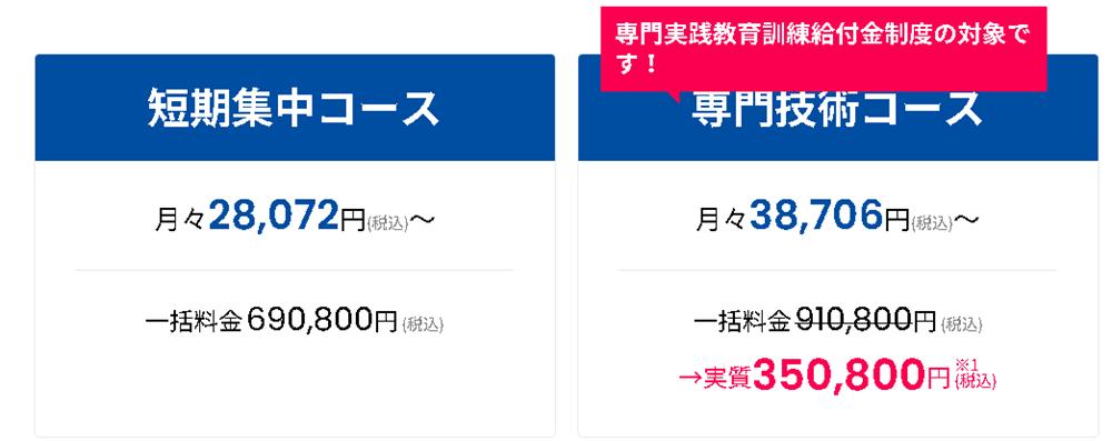 プログラミングA社受講料 (1)
